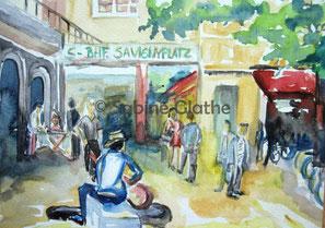 Savignyplatz-Sabine Glathe -2013