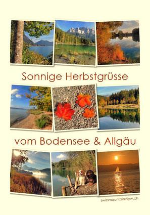 Bodensee & Allgäu, September 2014