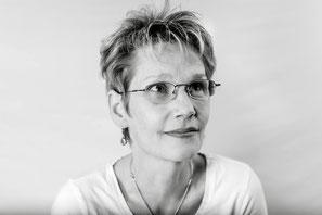 Portrai der Delmenhorster Schriftstellern Katy Buchholz