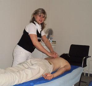 15 Jahre Mobiler Massagedient - Jutta Rudolph