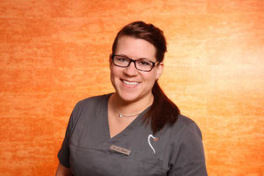 Kristin Hosch, Praxismanagerin in der Zahnarztpraxis Griesheim