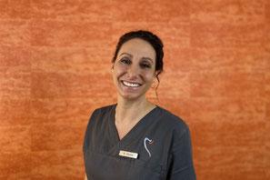 Agnetha Desens, Zahnmedizinische Fachangestellte in der Zahnarztpraxis Griesheim