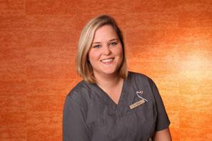 Daniela Kalus, Zahnmedizinische Fachangestellte in der Zahnarztpraxis Griesheim