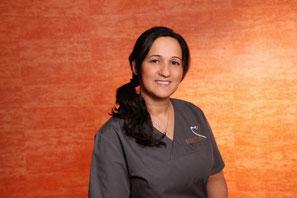 Patrizia Stagno, Zahnmedizinische Fachangestellte in der Zahnarztpraxis Griesheim