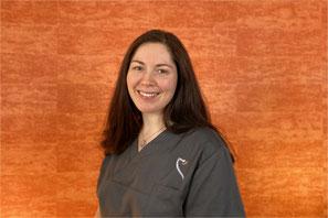 Toyah Wolter, Zahnmedizinische Fachangestellte in der Zahnarztpraxis Griesheim