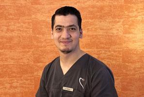 Nadine Meister, Zahnmedizinische Fachangestellte in der Zahnarztpraxis Griesheim