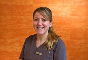 Elvira Dornauf, Zahnmedizinische Verwaltungsassistentin in der Zahnarztpraxis Griesheim