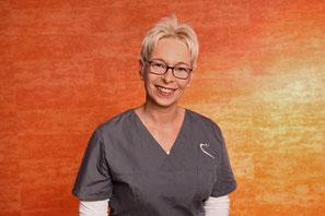 Simone Belt, Zahnmedizinische Fachangestellte in der Zahnarztpraxis Griesheim