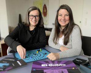 play!moiré: Ingrid Sapp und Sabine Scheufele