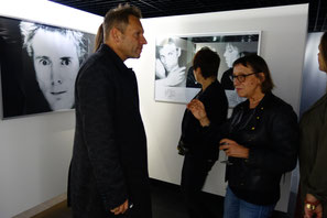 Vernissage exposition Antoine Giacomoni