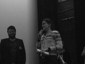 Lisa Reboulleau, mention du prix Corsica.Doc