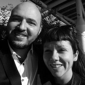 Delphine Fedoroff,  et Christophe
