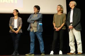 Le jury Corsica.Doc sans la présidente