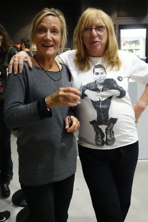 Françoise et Joss, tenancières du bar