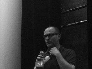 """Paul Rognoni, producteur du film """"Banga Palace"""", prix du court métrage 2014"""