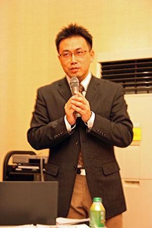 東京大学大学院特任准教授 菊池康紀 氏