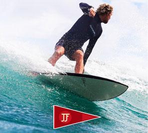 JJF BY PYZEL FUNFORMANCE™ SURFBOARDS
