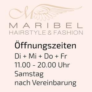 Öffnungszeiten Maribel Hairstyle - Friseur Mannheim