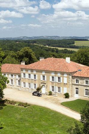 Château de Saint Loup en Albret proche d'Agen
