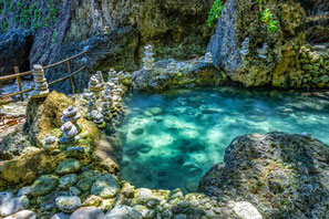source de tembeling à Nusa Penida