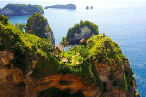 guest house jungle tree à Nusa penida
