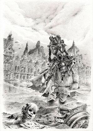 Punk's not Dead - Illustration 01/13 - Décembre aux Cendres