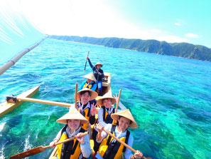 沖縄の美ら海を満喫!