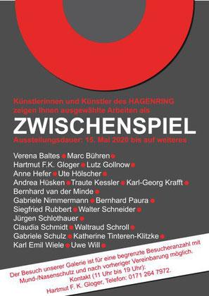 Hagenring, Ausstellung, Kunstaussstellung, Hagenerkünstler
