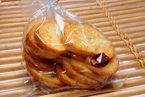一味唐辛子マヨネーズラスク 200円