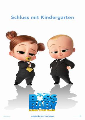 Boss Baby 2 Poster