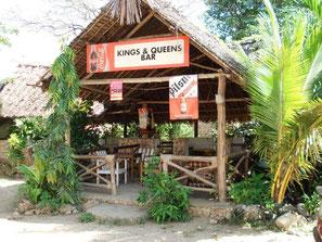 Bar auf einem Dorf in Kenia
