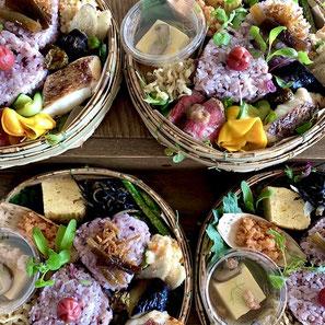 こだわりの淡路島の旬な食材