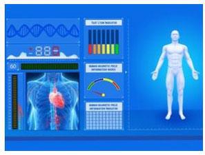 Knochendichte, Knochenstoffwechsel, Vitalstoffanalyse, Zucker, Blutfettwerte, Hals- und Lendenwirbel. Schwermetallbelastung, Rückstände von Pflanzengiften, Immunsystem, Herz-Kreislauf, Schilddrüse