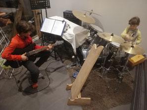 la musique pour amateurs de sons, instruments et accés en location forfait heure