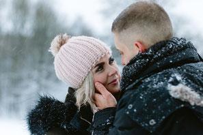 Xenia & Johann | ein Engagementshooting in Rosbach
