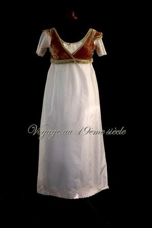 Location Confection Costumes Historiques Bordeaux Voyage au 19ème siècle