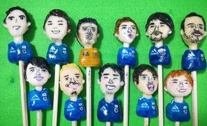 飴細工(ワールドカップ日本代表)