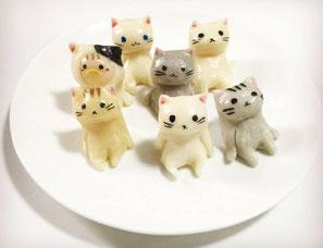 飴細工(ネコ 猫)
