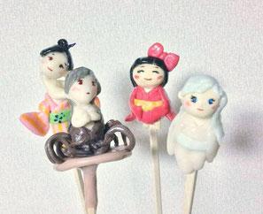 飴細工(オーダー 妖怪)