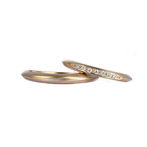 свадебные кольца мокуме гане