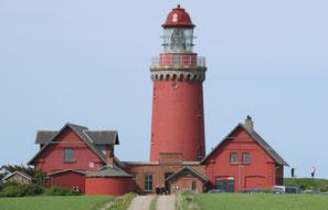 Dänemarks spektakulärster Leuchtturm