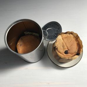 缶入りパン 2個入り
