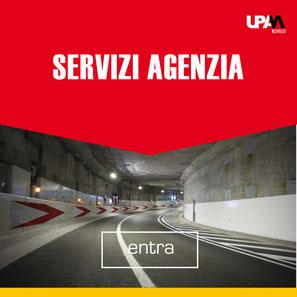 Servizi Agenzia Upam