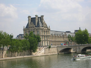 Entlang der Seine, Paris