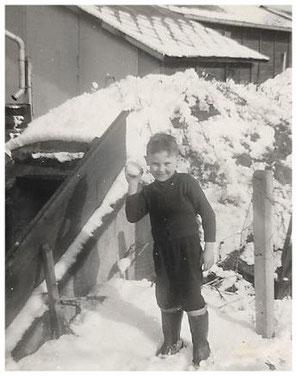 L'hiver de mes 7 ans