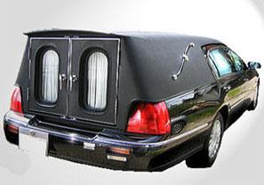 キャデラック・リンカーン 霊柩車