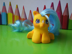 #1 Baby Pony Bubbles (08-2012)