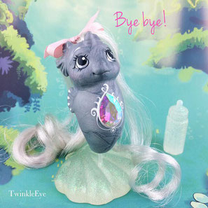 #seapony #seahorsefigure #Mylittlepony # Seapony #mlp #monpetitponey #meinkleinespony #custom