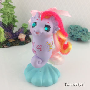 #164 Baby Sea Pony - Sky Rocket [Twinkle Eyed Series] (01-2017)