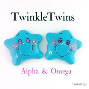 #carebears #starbuddy #swarovski #twinkleeye #pin #twins #TwinkleStar